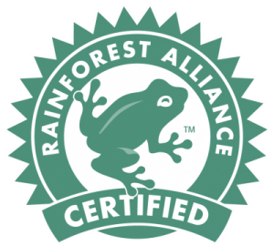 Le label Rainforest Alliance Certified ™