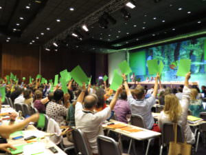 Our history at the FSC General Assembly