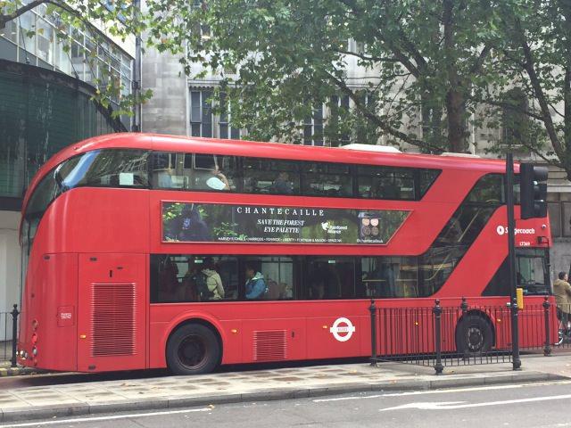 London Bus photo 1 Chantecaille