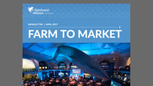 April 2017 issue of Farm to Market Newsletter