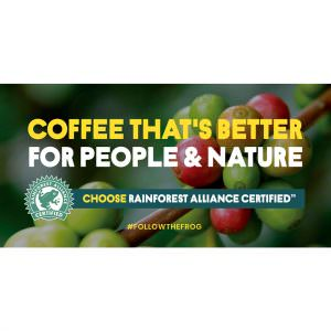For People & Nature – Coffee That's Better