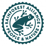 New Rainforest Alliance Certification Seal