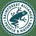 Nouveau label de certification Rainforest Alliance
