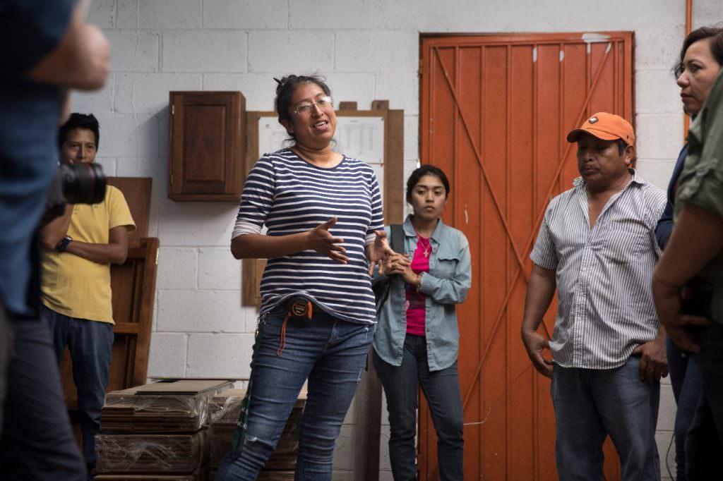 Yuriria Hernández Velasco, parceira Rainforest Alliance