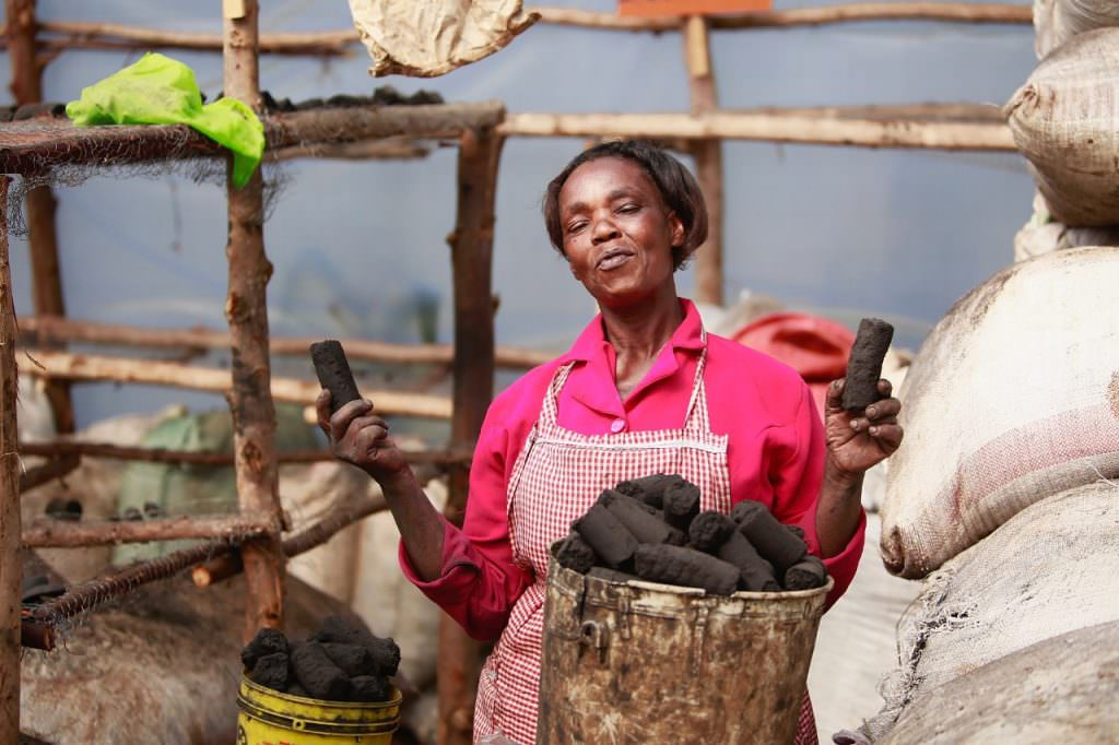 Mary Waihigo Kamau, parceira Rainforest Alliance