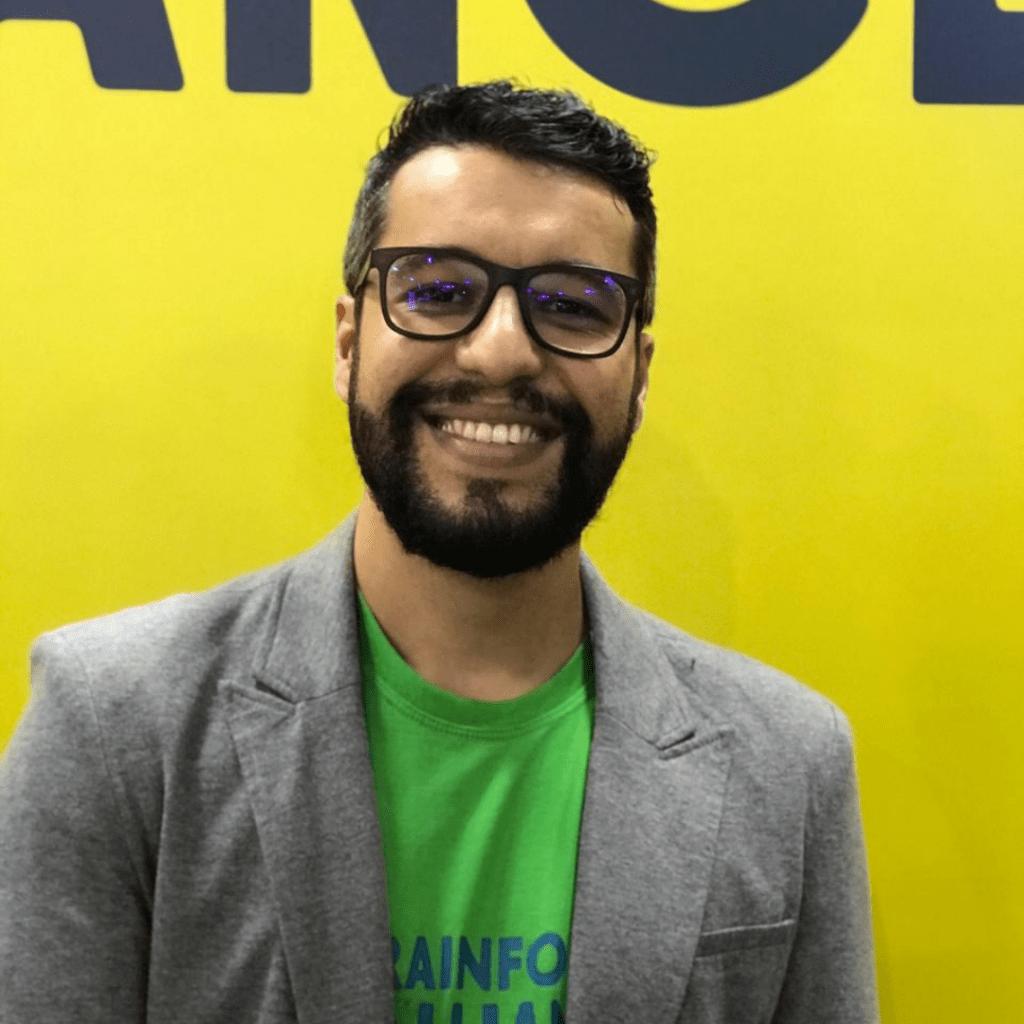 Cassio Souza, gerente de Normas e Asseguramento da Rainforest Alliance no Brasil