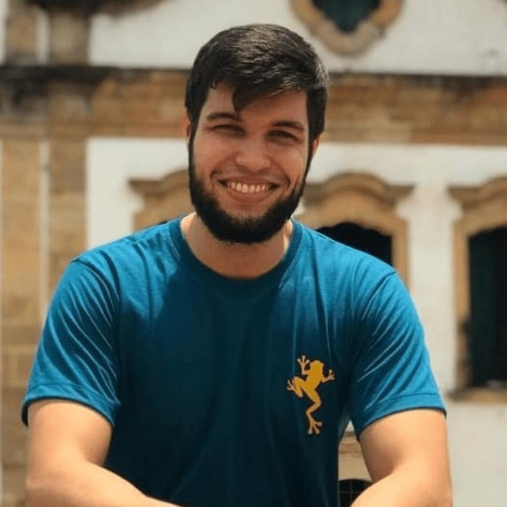 Kaio Souza, customer success da Rainforest Alliance no Brasil