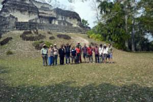 Guatemala-Indonesia Rainforest Alliance visit