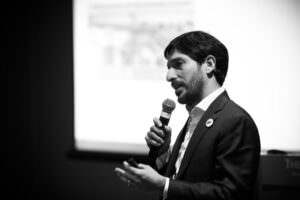 Miguel Zamora at the National Coffee Association