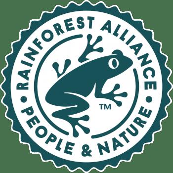 Rainforest Alliance Certification seal