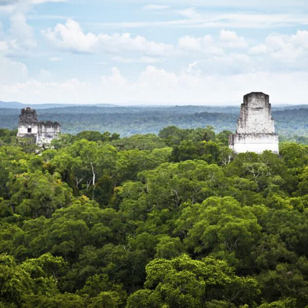 Tikal ruins in Guatemala - full res