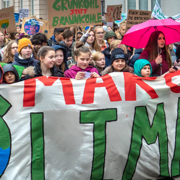 youth climate strike - header